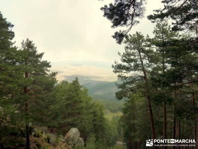 Sestil de Maillo - Cascada de Mojonavalle - Puerto de Canencia; senderismo y montaña; exclusivo